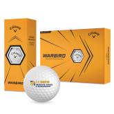 Callaway Warbird Golf Balls 12/pkg-Graduate School of Management Flat