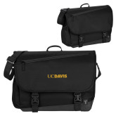 Metro Black Compu Brief-UC DAVIS