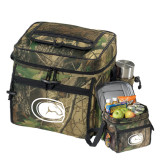 Big Buck Camo Sport Cooler-Official Logo
