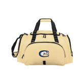 Challenger Team Vegas Gold Sport Bag-Official Logo