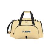 Challenger Team Vegas Gold Sport Bag-UC DAVIS