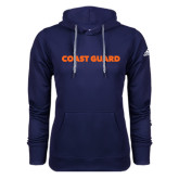 Adidas Climawarm Navy Team Issue Hoodie-Coast Guard