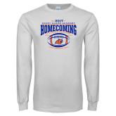 White Long Sleeve T Shirt-2017 Homecoming