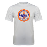 Syntrel Performance White Tee-Sailing Seal
