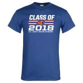 Royal T Shirt-Class Of - Stripes