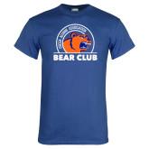 Royal T Shirt-Bear Club
