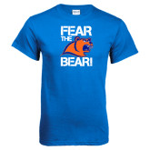 Royal T Shirt-Fear the Bear