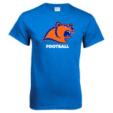 Royal T Shirt-Football