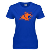 Ladies Royal T Shirt-Bear