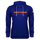 Adidas Climawarm Royal Team Issue Hoodie-Coast Guard
