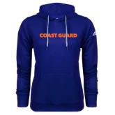 Adidas Climawarm Royal Team Issue Hoodie-Coast Guard