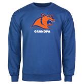 Royal Fleece Crew-Grandpa