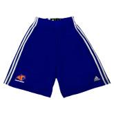 Adidas Climalite Royal Practice Short-Primary Logo