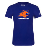 Adidas Royal Logo T Shirt-Primary Logo
