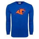 Royal Long Sleeve T Shirt-Bear