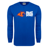 Royal Long Sleeve T Shirt-Beat Kings Point