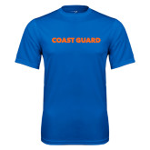 Syntrel Performance Royal Tee-Coast Guard