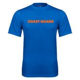 Performance Royal Tee-Coast Guard