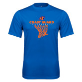 Syntrel Performance Royal Tee-Basketball Net
