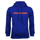 Royal Fleece Hoodie-Coast Guard