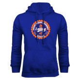 Royal Fleece Hoodie-Sailing Seal