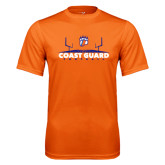 Performance Orange Tee-Football Field with Claw