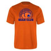 Performance Orange Tee-Bear Club
