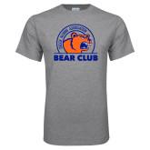 Grey T Shirt-Bear Club