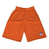 Performance Classic Orange 9 Inch Short-Tertiary Logo