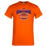 Orange T Shirt-2017 Homecoming
