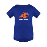Royal Infant Onesie-Primary Logo