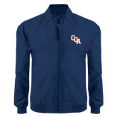 Navy Players Jacket-Secondary Mark