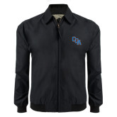 Black Players Jacket-Secondary Mark