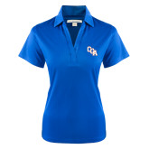 Ladies Royal Performance Fine Jacquard Polo-Secondary Mark
