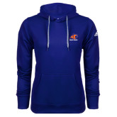 Adidas Climawarm Royal Team Issue Hoodie-Primary Logo