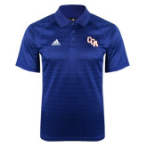 Adidas Climalite Royal Jaquard Select Polo-Secondary Mark