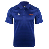 Adidas Climalite Royal Jaquard Select Polo-Coast Guard