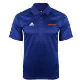 Adidas Climalite Royal Jaquard Select Polo-Coast Guard
