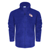 Columbia Full Zip Royal Fleece Jacket-Secondary Mark