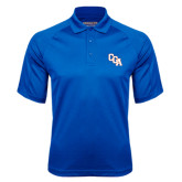Royal Textured Saddle Shoulder Polo-Secondary Mark