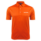 Orange Dry Mesh Polo-Coast Guard