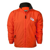 Orange Survivor Jacket-Secondary Mark