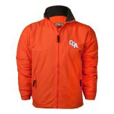 Orange Survivor Jacket-Secondary Mark