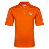 Under Armour Orange Performance Polo-Secondary Mark
