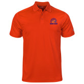 Under Armour Orange Performance Polo-Bear Club