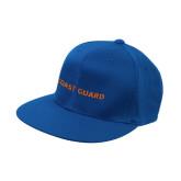 Royal OttoFlex Flat Bill Pro Style Hat-Coast Guard