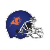 Football Helmet Magnet-Bear