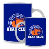 Full Color White Mug 15oz-Bear Club