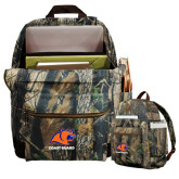 Heritage Supply Camo Computer Backpack-Primary Logo