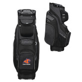 Callaway Org 14 Black Cart Bag-Primary Logo